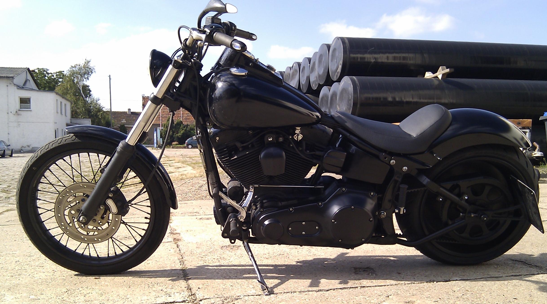 FXST 240 - HWC Custombikes Henryk Willms Cycles Motorrad Hersteller ...