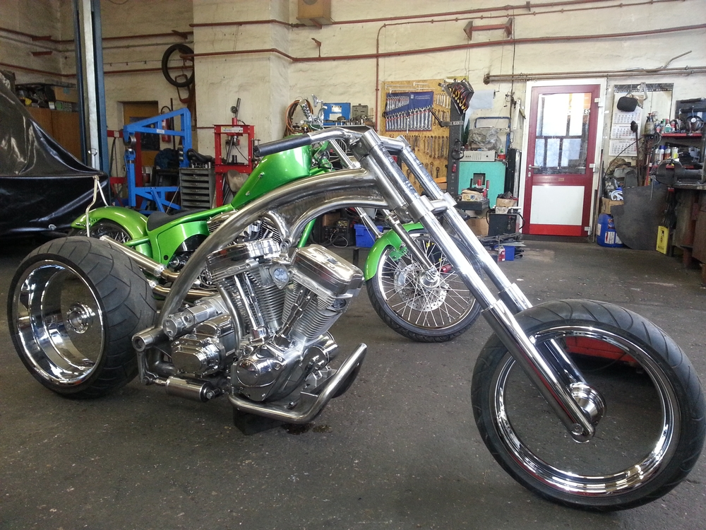 HWC Personality - HWC Custombikes Henryk Willms Cycles Motorrad ...